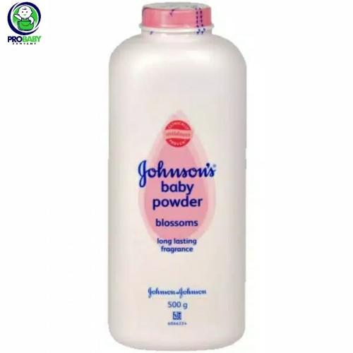 Foto Produk JOHNSON'S BABY POWDER / JOHNSON BABY POWDER / JOHNSON - 500gr Blossom dari Toko Susu Sebelah