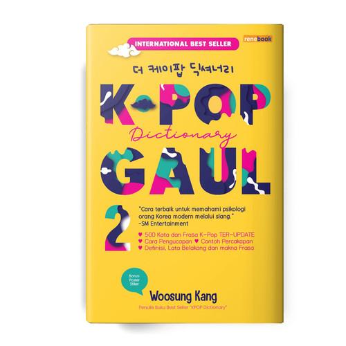 Foto Produk Kpop Dictionary Gaul 2 dari Renebook Turos