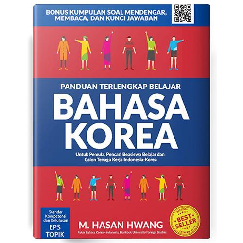 Foto Produk Panduan Terlengkap Belajar Bahasa Korea Best Seller 2019 dari Renebook Turos