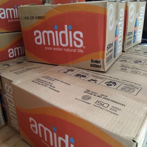 Foto Produk Amidis 600 ml dari Kei Water