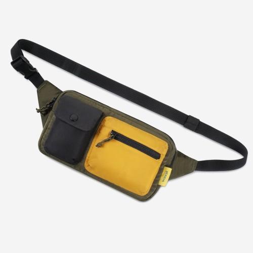 Foto Produk VISVAL - Tas Pinggang - Takka - Olive dari VISVAL