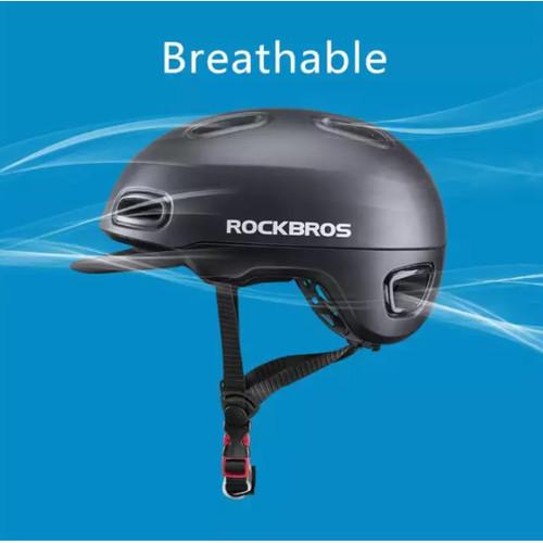 Foto Produk Helm Sepeda Rockbros dari IniTalkShop