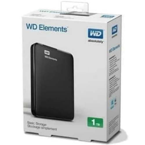 Foto Produk HD 1 TB WD Ultra dari witan hamid store871