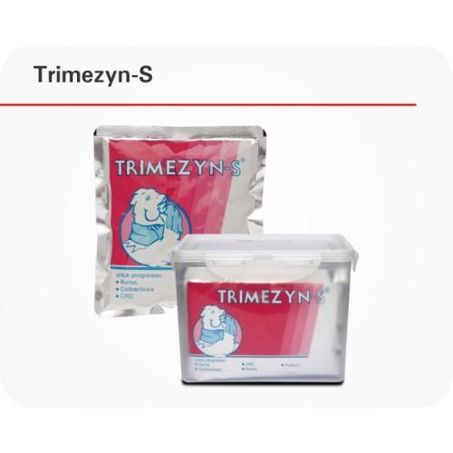 Foto Produk Obat hewan TRIMEZYN-S 250 gram dari vetma pet and poultry