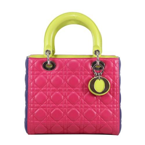 Foto Produk Dior Lady Dior Tricolor I7384 dari SECOND CHANCE