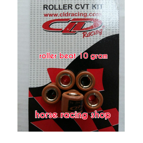 Foto Produk ROLLER CLD HONDA BEAT KARBU 10 GRAM dari horseracing