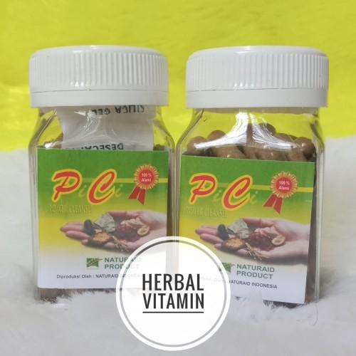 Foto Produk Detox Tubuh dan darah Power Cleanser Isi 50 kapsul dari Herbal Vitamin