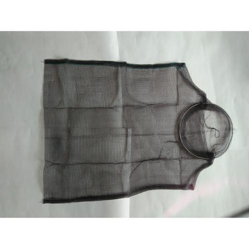 Foto Produk koja / korang / tempat ikan bahan waring hitam - ukuran 80 cm dari Toko Desti Mulya