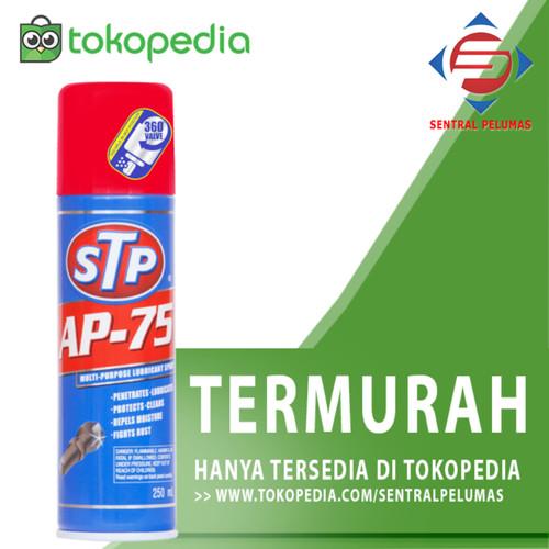 Foto Produk STP AP-75 MULTI-PURPOSE LUBRICANT SPRAY (250ML) dari SENTRAL PELUMAS
