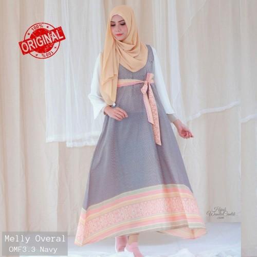 Foto Produk Hijabwanitacantik ORI Mala Overall ORIGINAL   Pakaian dari MITRA TIGA