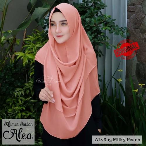 Foto Produk Hijabwanitacantik ORI   Khimar Instan Alea ORIGINAL   hijab instan dari MITRA TIGA