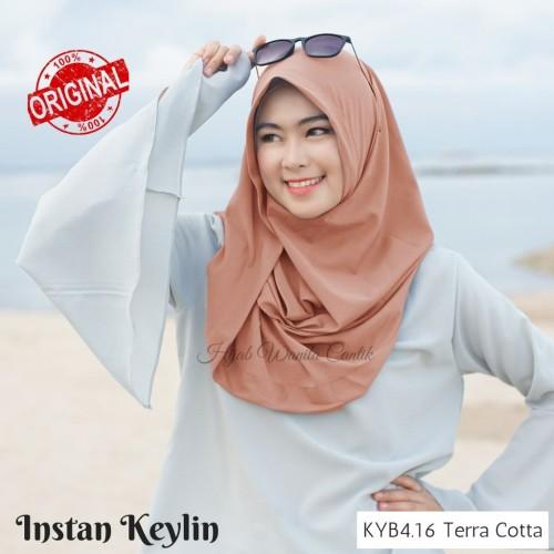 Foto Produk Hijabwanitacantik ORI Instan Keylin ORIGINAL   Hijab Instan   Jilbab dari MITRA TIGA