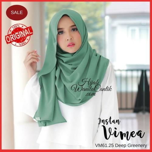 Foto Produk Hijabwanitacantik ORI | DEFECT SALE Instan Vimea VM61.25 Deep Greenery dari MITRA TIGA