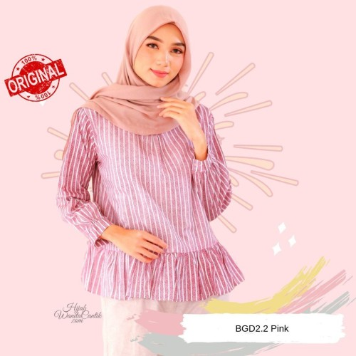 Foto Produk Hijabwanitacantik ORI Sara Top ORIGINAL   Atasan dari MITRA TIGA