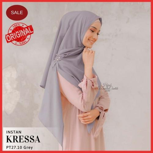 Foto Produk Hijabwanitacantik ORI | DEFECT SALE Instan Kressa ORIGINAL | Hijab dari MITRA TIGA