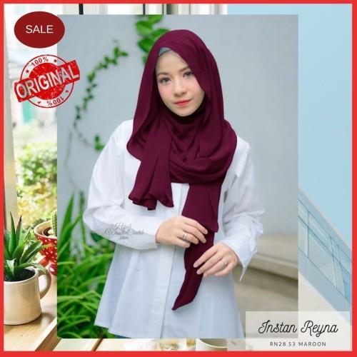 Foto Produk Hijabwanitacantik ORI   DEFECT SALE Instan Reyna ORIGINAL   Jilbab dari MITRA TIGA