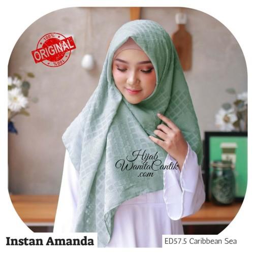 Foto Produk Hijabwanitacantik ORI Segitiga Instan Amanda ORIGINAL | Hijab Instan | dari MITRA TIGA