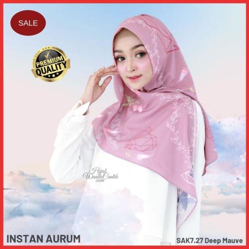 Foto Produk Hijabwanitacantik ORI | DEFECT SALE Instan Aurum ORIGINAL | Jilbab dari MITRA TIGA