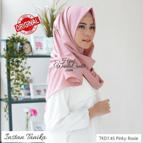 Foto Produk Hijabwanitacantik ORI Pashmina Instan Tanika ORIGINAL | Hijab Instan | dari MITRA TIGA