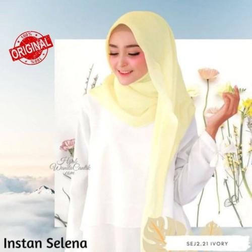 Foto Produk Hijabwanitacantik ORI Instan Selena ORIGINAL | Hijab Instan | Jilbab dari MITRA TIGA