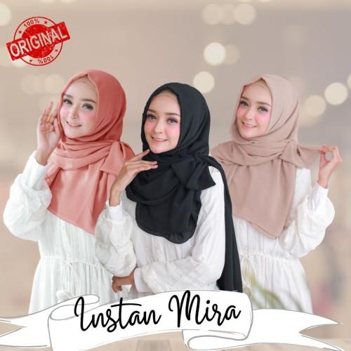 Foto Produk Hijabwanitacantik ORI Instan Mira ORIGINAL   Hijab Instan dari MITRA TIGA