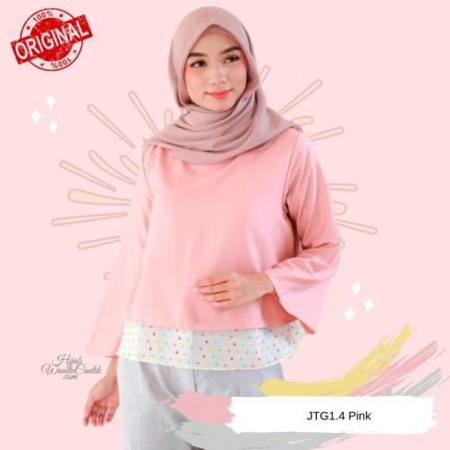 Foto Produk Hijabwanitacantik ORI Emica TOP ORIGINAL | Atasan Wanita dari MITRA TIGA