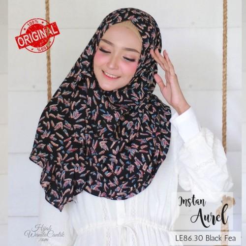 Foto Produk Hijabwanitacantik ORI   Pashmina Instan Aurel ORIGINAL   hijab instan dari MITRA TIGA