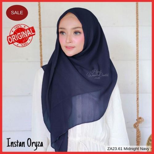 Foto Produk Hijabwanitacantik ORI DEFECT SALE Instan Oryza ORIGINAL   Hijab Instan dari MITRA TIGA