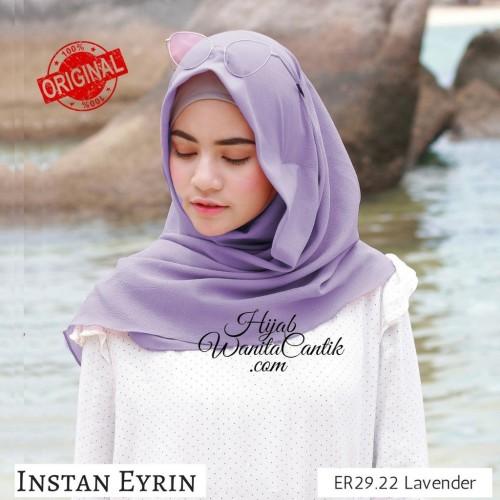 Foto Produk Hijabwanitacantik ORI Segitiga Instan Eyrin ORIGINAL   Hijab Instan   dari MITRA TIGA