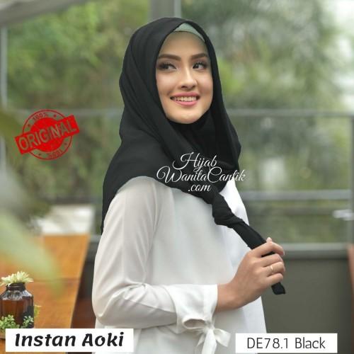 Foto Produk Hijabwanitacantik ORI Pashmina Instan Aoki ORIGINAL   Hijab Instan   dari MITRA TIGA