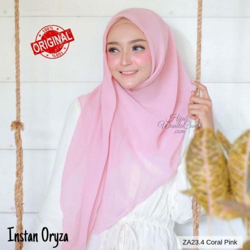 Foto Produk Hijabwanitacantik ORI Instan Oryza ORIGINAL | Hijab Instan | Jilbab dari MITRA TIGA