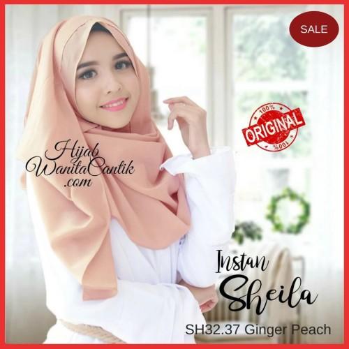 Foto Produk Hijabwanitacantik ORI   DEFECT SALE Instan Sheila ORIGINAL   Jilbab dari MITRA TIGA
