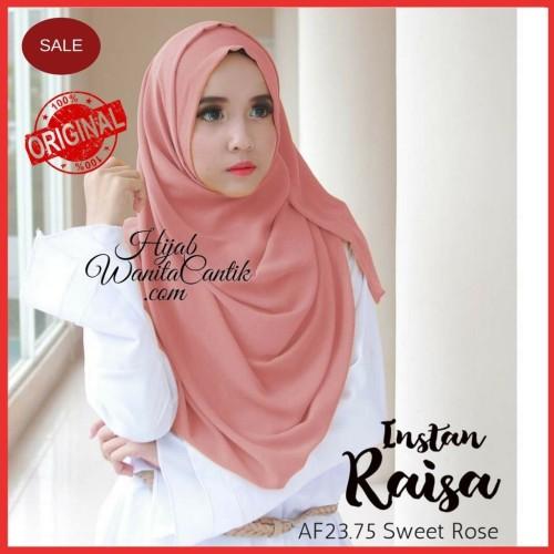Foto Produk Hijabwanitacantik ORI | DEFECT SALE Pashmina Instan Raisa ORIGINAL | dari MITRA TIGA
