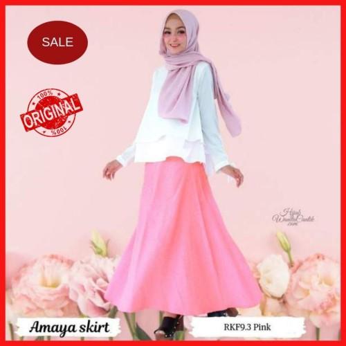 Foto Produk Hijabwanitacantik ORI | DEFECT SALE Amaya Skirt ORIGINAL | Rok dari MITRA TIGA
