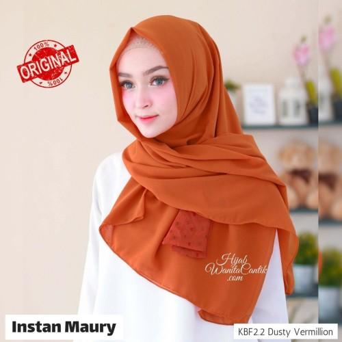 Foto Produk Hijabwanitacantik ORI Instan Maury ORIGINAL   Hijab Instan   Jilbab dari MITRA TIGA