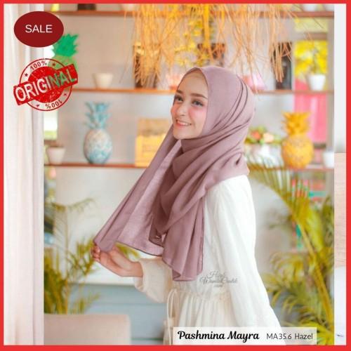 Foto Produk Hijabwanitacantik ORI | DEFECT SALE Pashmina Mayra ORIGINAL | hijab dari MITRA TIGA