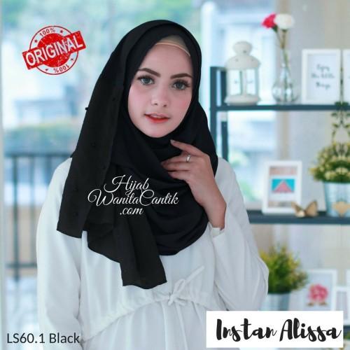 Foto Produk Hijabwanitacantik ORI Pashmina Instan Alissa ORIGINAL | Hijab Instan | dari MITRA TIGA