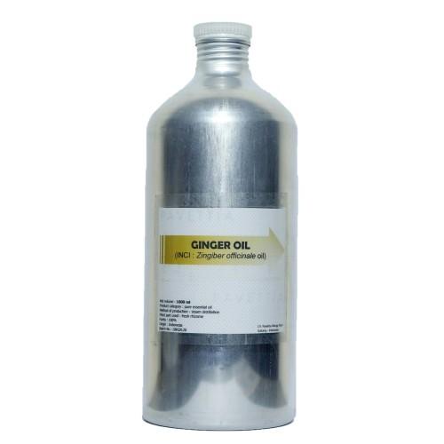 Foto Produk 1000 ml - minyak jahe / ginger oil dari pavettia essential oil