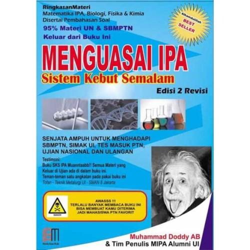 Foto Produk Menguasai IPA Sistem Kebut Semalam (IPA SKS) - Edisi 2 dari Toko Kutu Buku
