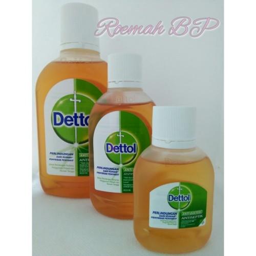 Foto Produk DETTOL ANTISEPTIK CAIR - 45 ML dari BP Farma drug store