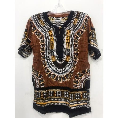 Foto Produk Atasan Baju Uje Bangkok Dasar Warna - Random dari New Trendy 99