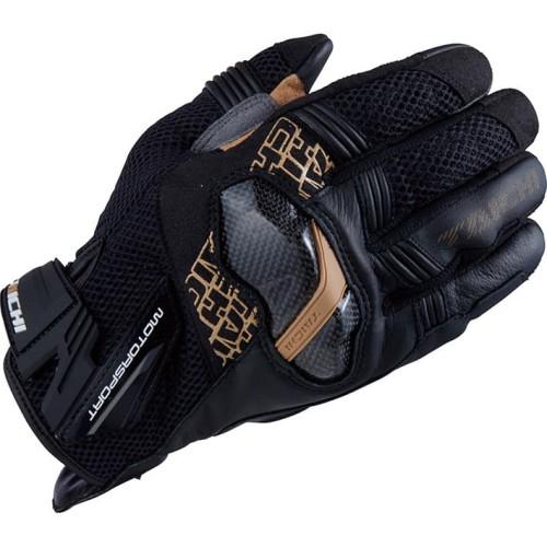 Foto Produk RS Taichi RST448 Armed Mesh Glove - Black Gold - L dari RS Taichi Official Store