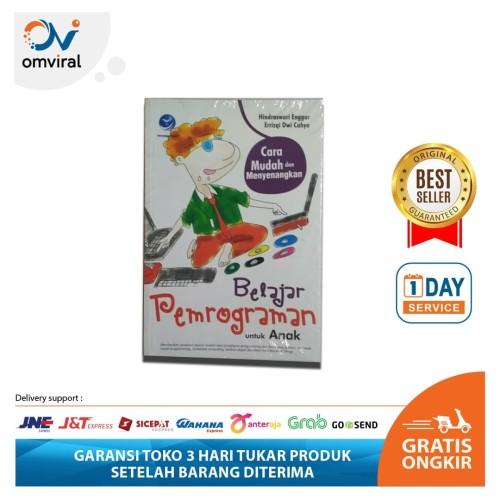 Foto Produk cara mudah dan menyenangkan Belajar Pemograman untuk anak dari Omviral Online Shop