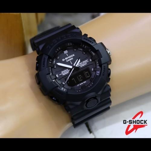 Foto Produk JAM TANGAN G SHOCK GA 700 FULL BLACK dari zhal shop