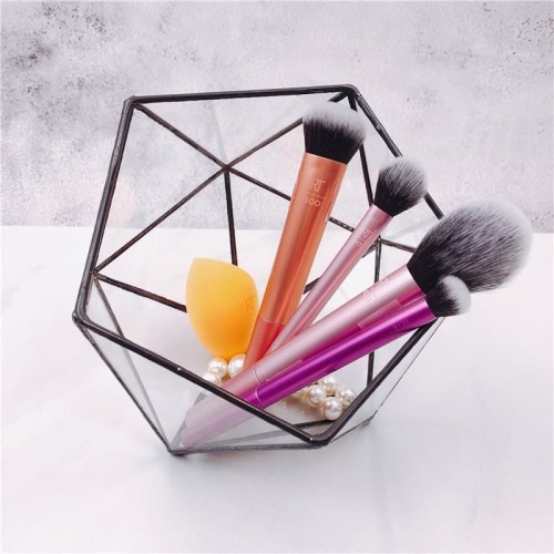 Foto Produk ARAMI Make Up Brush Gift Set With Sponge | Kuas Applicator Lengkap dari Arami Lifestyle