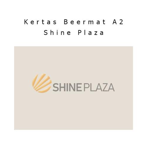 Foto Produk Kertas Beermat A2 - Kertas Birmet A2 1.5mm - Bahan Maket dari Shine Plaza