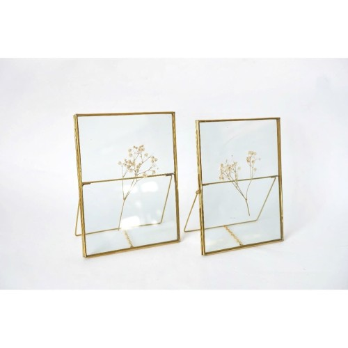 Foto Produk Standing Brass Frame dari Kanva Home & Living