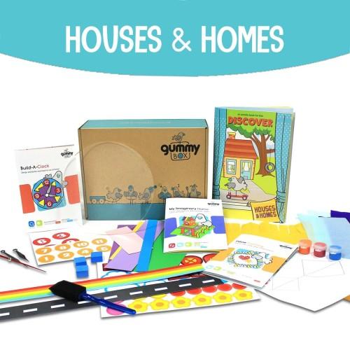 Foto Produk Houses & Homes   GummyBox dari GummyBox