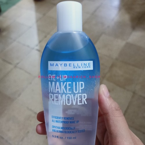 Foto Produk Maybeline Eye+Lip Make Up Remover 150ml dari mokarich