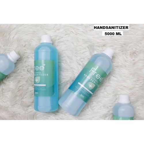 Foto Produk Free+ / Free Plus Hand Sanitizer / Antiseptic 1L dari FortKlass
